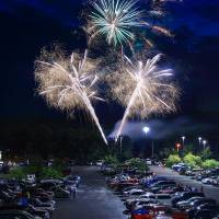 Perkasie Community Day Fireworks Art Prints & Posters by Christian Carollo