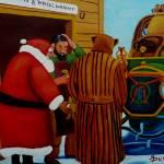 """""""SantasBear"""" by anthonydunphy"""