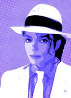 Michael Jackson - Smooth Criminal - Pop Art