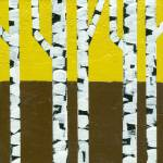 """""""Fall Birch Stand"""" by Michelle1991"""