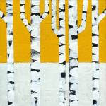 """Winter Birch Stand"" by Michelle1991"