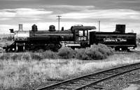 Cumbres and Toltec Railyard