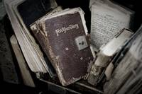 Old Diaries and Books