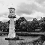 """Scott Memorial Lighthouse Roath Park Cardiff"" by StevePurnell"