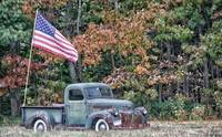 Old Glory Autumn