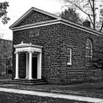 """Wesleyan University Skull And Serpent Building"" by WilshireImages"
