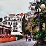 """""""Solo Building Yalta"""" by RickTodaro"""