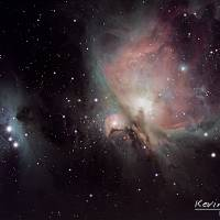 M42 - Orion nebula Art Prints & Posters by Kevin Perelman