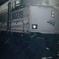 Amtrak0 Art Prints & Posters by Jay Boynton