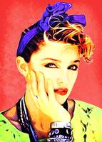 Madonna - Into the Groove - Pop Art