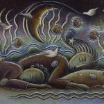 """""""Around Midnight"""" by NancyHannans"""