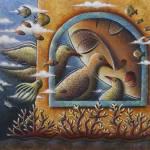 """Bottom of theSea"" by NancyHannans"