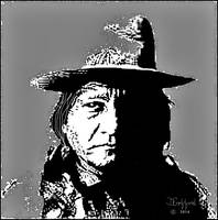 Sitting Bull American Warrior