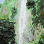 """Maracas Waterfalls"" by TriniArt"