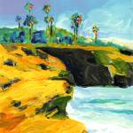 """Sunset Cliffs Ocean Beach San Diego"" by BeaconArtWorksCorporation"