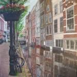 """""""Delft in Spring 255"""" by SeiterArt"""
