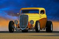 1933 Ford HiBoy Coupe II