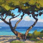 """Molokai from Kaanapali"" by davidwesterfield"