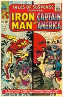 Tales of Suspense 66