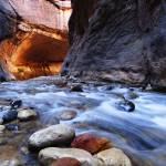 """Zion Narrows - Horizontal"" by almarphotography"