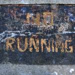 """""""No Running"""" by Peter-A-Kopher"""