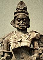 Chamunda the Destroyer of Evil