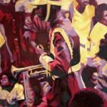 """""""Trumpeter"""" by kennethcalvert"""