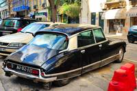 Citroen DS23 Side View