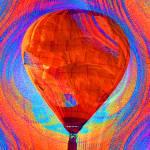 """""""la montgolfiere 2"""" by VolkerBaecker"""