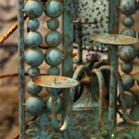 Weathered Candelabrum Art Prints & Posters by Peter A. Kopher