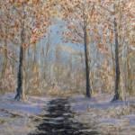 """early November snow"" by Matthew_Hannum"