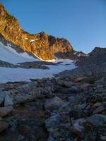 Cascade Crest Alpine Lakes Wilderness, WA