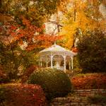 """Autumn Gazebo"" by JessicaJenney"