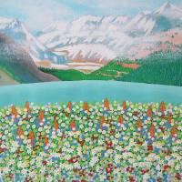 Lake Louise Art Prints & Posters by Alina Deutsch
