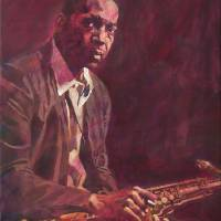 A LOVE SUPREME - JOHN COLTRANE Art Prints & Posters by David Lloyd Glover