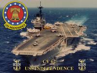 CV-62 USS Independence