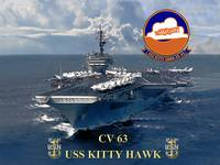 CV-63 USS Kitty Hawk