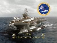 CV-64 USS Constellation