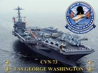 CVN-73 USS George Washington