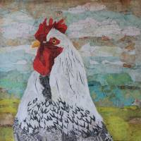 Rooster Art Prints & Posters by Cheryl