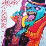 """""""Jazz and Blues"""" by ArtPrints"""