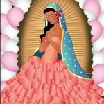 """Quinceañera Guadalupe"" by Evilkid"