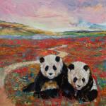 """Panda Paradise"" by creese"