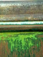 Green Paint and Rust