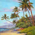 """Lahaina Morning"" by davidwesterfield"