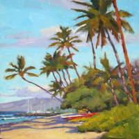 Lahaina Morning Art Prints & Posters by David Westerfield