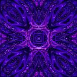 """Lilac Candle Mandala"" by richardhjones"