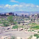 """The Athenian Agora, 1960"" by PriscillaTurner"