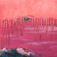 Dripping Sky Art Prints & Posters by Dorothy McGee