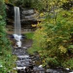 """Munising Falls October"" by DeniseMackie"